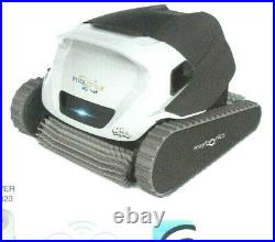 DOLPHIN POOLSTYLE 40i AUTOMATIC POOL ROBOT FLOOR-WALL AND WATER LINE CLEANER