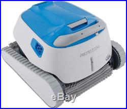 DX4 Automatic Robotic Pool Cleaner w Exceptional Cleaning Power Tangle Free