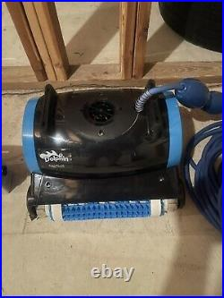 Dolphin 99996323 Nautilus Automatic Robotic Pool Cleaner w Swivel Cord