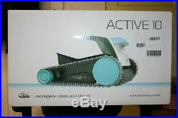 Dolphin Active 10 Automatic Pool Cleaner By Maytronics. Manual Included
