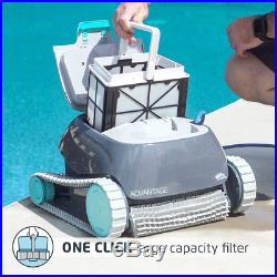 Dolphin Advantage Automatic Robotic Pool Cleaner, Compact And Versatile Cleaning