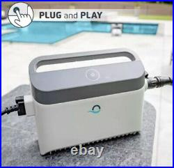 Dolphin Aquarius Xl Automatic Robotic Pool Cleaner With Wi-Fi Control For Stress