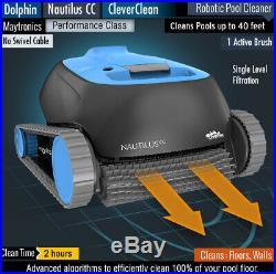 Dolphin Nautilus CC Plus Automatic Pool Cleaner