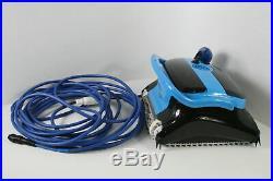 Dolphin Nautilus CC Plus Automatic Robotic Pool Cleaner w Filter Cartridges