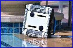 Dolphin Nautilus CC Plus Automatic Robotic Pool Cleaner with Easy to Clean