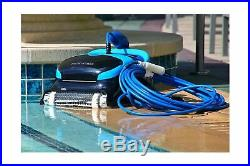 Dolphin Nautilus CC Plus Automatic Robotic Pool Cleaner with Easy to Clean La