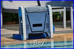 Dolphin Nautilus CC with CleverClean Inground Automatic Robotic Pool Cleaner USA