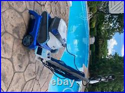 Dolphin S200 automatic pool robotic cleaner