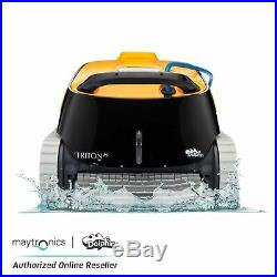 Dolphin Triton PS Automatic Robotic Pool Cleaner with Extra-Large Filter Bask