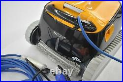Dolphin Triton PS Automatic Robotic Pool Cleaner with Superior Scrubbing Power