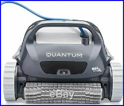 Fair Condition- Dolphin Quantum Automatic Robotic Pool Cleaner with 2 YR WARRANY