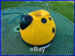 Hayward Aqua Critter Automatic Above Ground Pool Cleaner HEAD UNIT ONLY