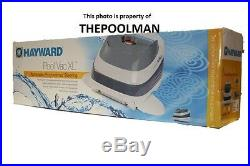 Hayward Pool Vac XL 2025ADC Automatic Inground Swimming Pool Cleaner with Hoses