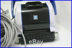 Hayward RC9990CUB TigerShark Robotic Pool Vacuum Automatic Pool Cleaner Grey