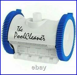 Hayward The Pool Cleaner Poolvergnuegen Robot Automatic Suction Vacuum 2 Wheel