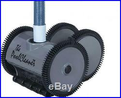 Hayward W3PVS40GST Poolvergnuegen Pool Cleaner (Automatic Cleaner), Gray