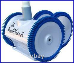 Hayward W3PVS40JST Poolvergnuegen Pool Cleaner (Automatic Pool Vacuum), White