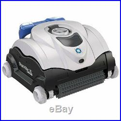 Hayward W3RC9742CUBY SharkVAC XL Automatic Robotic Pool Cleaner with caddy