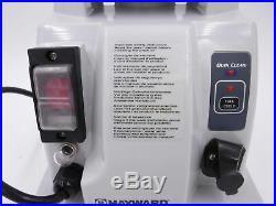Hayward W3RC9990CUB TigerShark Robotic Automatic Pool Vacuum Quick Clean Cleaner