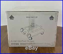 IN HAND! Intex 28001E Automatic Pool Cleaner Pressure Side Vacuum Cleaner