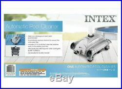 INTEX Swimming Pool Cleaner Above Ground Vacuum Automatic Pool Floor Cleaner