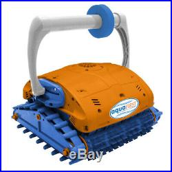 In Ground Automatic Swimming Pool Turbo Vacuum Cleaner Vac Filter Steps & Walls