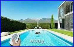 Instapark Betta Automatic Robotic Pool Cleaner Solar Powered Pool Skimmer NEW