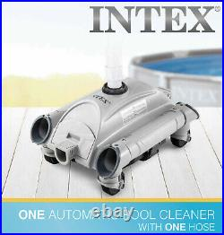 Intex 28001E Automatic Above Ground Swimming Pool Vacuum Cleaner FREE SHIP