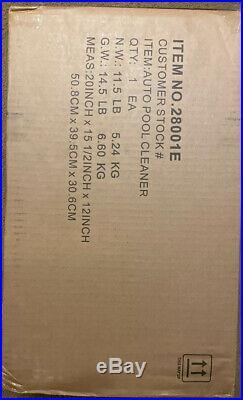 Intex 28001E Automatic Pool Cleaner