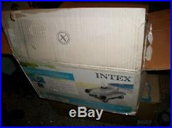 Intex 28001E Automatic Pool Cleaner Pressure Side Vacuum Cleaner with 24 Foot Hose