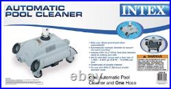 Intex Automatic Above Ground Swimming Pool Vacuum Cleaner Above-Ground For Pumps