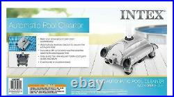 Intex Automatic Pool Cleaner Side Vacuum Cleaner with 24 Foot Auto Hose Poweful