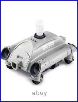 Intex Automatic Swimming Pool Cleaner Pool Robot Above Ground 28001