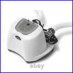 Intex CG-26669 120V Krystal Clear Saltwater Pool Chlorinator (Open Box) (2 Pack)
