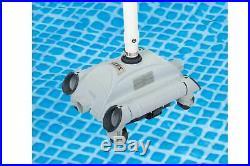 Intex Piscina Automatic Swim Pool Cleaner Above Ground Venturi Suction Vacuum