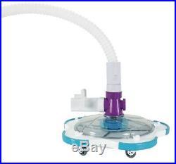 Kokido ZORBA Automatic Vac Pressure-Side Swimming Pool Side Vacuum Cleaner