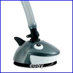 Kreepy Krauly Lil Shark Suction Side Automatic Above Ground Pool Cleaner 360100