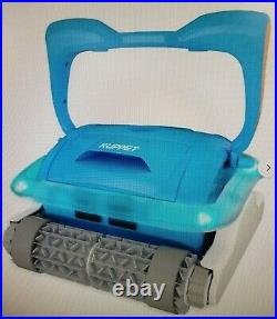 Kuppet Automatic Pool Cleaner 1061600700 with Large Filter Basket New