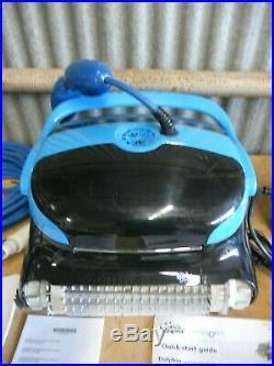 Maytronics Dolphin Nautilus CC Plus Automatic Robotic Pool Inground Cleaner