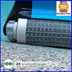 NEW Nautilus CC Plus Automatic Robotic Pool Cleaner+Large Filter Cartraiges+USA