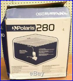 NEW Polaris 280 Zodiac F5 Vac Sweep Pressure In Ground Automatic Pool Cleaner