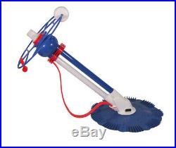 New Automatic In Ground Swimming Pool Vacuum Hurriclean Cleaner Vac Pump