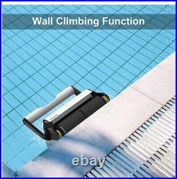 New PAXCESS Optimus Automatic Pool Cleaner Robotic In-Ground/Above Climbs Wall