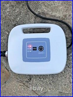 PAXCESS Automatic Pool Cleaner Robotic In-Ground/Above Wall Climber Demo