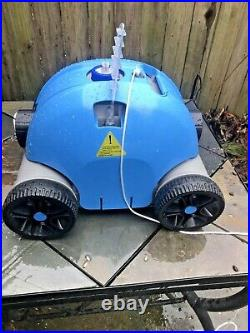 PAXCESS Cordless Automatic Pool Cleaner Robotic Pool Cleaner Manual New 10/2020