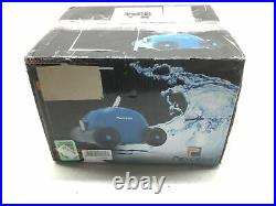 PAXCESS Cordless Automatic Pool Cleaner, Robotic Pool Cleaner with 5000mAh Recha