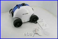 PAXCESS Cordless Automatic Pool Cleaner Robotic w 5000mAh Rechargeable Battery