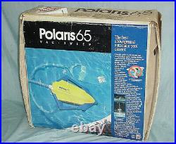 POLARIS Vac-Sweep 65 Above Ground Pressure Side Automatic Pool Cleaner