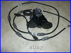 Polaris 280 Black Max Pool Cleaner (HEAD AND HOSE COMPLETE)