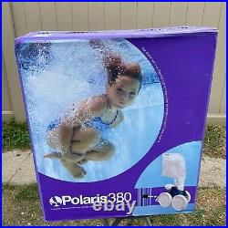 Polaris 380 Automatic In-Ground Swimming Pool Cleaner F3 Vac-Sweep